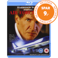 Air Force One (UK-import) (BLU-RAY)