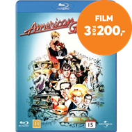 Produktbilde for American Graffiti (BLU-RAY)