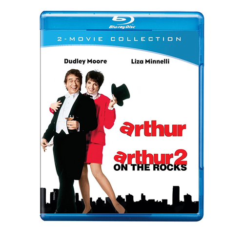 Arthur / Arthur 2 - On The Rocks (BLU-RAY)