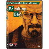 Breaking Bad - Sesong 4 (DVD)