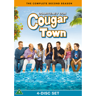 Cougar Town - Sesong 2 (DK-import) (DVD)