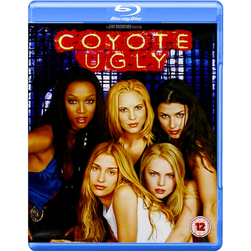 Coyote Ugly (UK-import) (BLU-RAY)