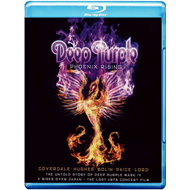 Deep Purple - Phoenix Rising - The Untold Story Of The 1975/76 MK4 World Tour (BLU-RAY)