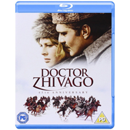 Doktor Zhivago - 45th Anniversary Edition (UK-import) (BLU-RAY)