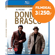 Produktbilde for Donnie Brasco (BLU-RAY)