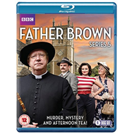 Father Brown - Sesong 5 (UK-import) (BLU-RAY)