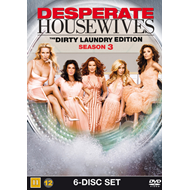 Produktbilde for Frustrerte Fruer / Desperate Housewives - Sesong 3 (DK-import) (DVD)