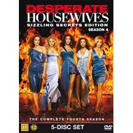Produktbilde for Frustrerte Fruer / Desperate Housewives - Sesong 4 (UK-import) (DVD)