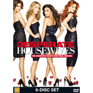 Produktbilde for Frustrerte Fruer / Desperate Housewives - Sesong 8 (DVD)