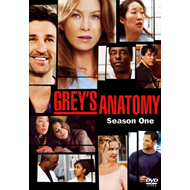 Grey's Anatomy - Sesong 1 (DVD)