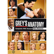 Grey's Anatomy - Sesong 5 (DVD)