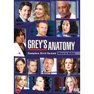 Grey's Anatomy - Sesong 6 (DVD)