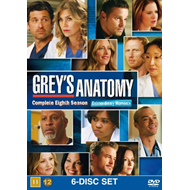 Grey's Anatomy - Sesong 8 (DVD)