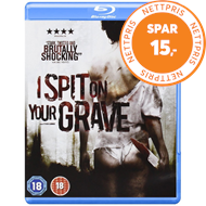 Produktbilde for I Spit On Your Grave (2009) (UK-import) (BLU-RAY)
