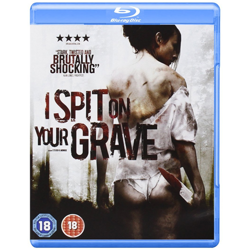 I Spit On Your Grave (2009) (UK-import) (BLU-RAY)