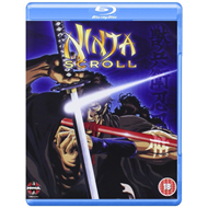 Ninja Scroll (UK-import) (BLU-RAY)