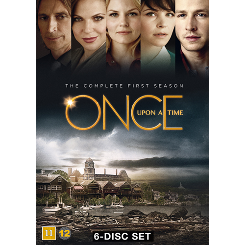 Once Upon A Time - Sesong 1 (DVD)