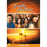 Private Practice - Sesong 1 (DVD)
