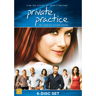 Private Practice - Sesong 2 (DVD)