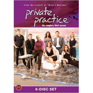 Private Practice - Sesong 3 (DVD)