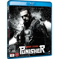 Punisher - War Zone (BLU-RAY)