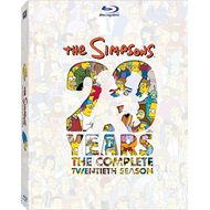 The Simpsons - Sesong 20 (BLU-RAY)