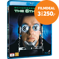 Produktbilde for The 6th Day (DK-import) (BLU-RAY)