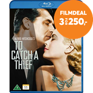Produktbilde for To Catch A Thief (BLU-RAY)