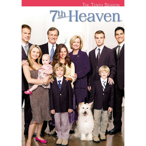 7th Heaven - Sesong 10 (DVD - SONE 1)