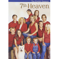 7th Heaven - Sesong 8 (DVD - SONE 1)