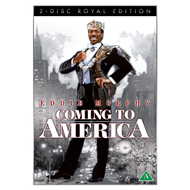Amerika For Mine Føtter - Royal Edition (DVD)
