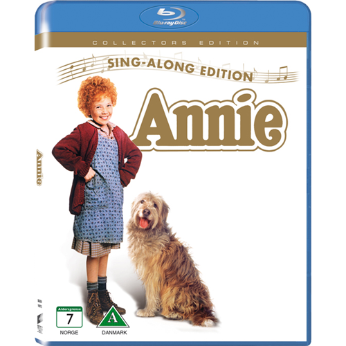 Annie - 30th Anniversay Edition (BLU-RAY)