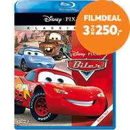 Produktbilde for Biler (BLU-RAY)
