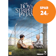 Produktbilde for The Boy In The Striped Pyjamas (DK-import) (DVD)
