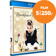 Produktbilde for Breakfast At Tiffany's (BLU-RAY)