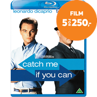 Produktbilde for Catch Me If You Can (BLU-RAY)