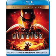 The Chronicles Of Riddick - Director's Cut (BLU-RAY)
