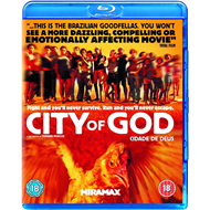 City Of God (UK-import) (BLU-RAY)