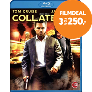Produktbilde for Collateral (BLU-RAY)