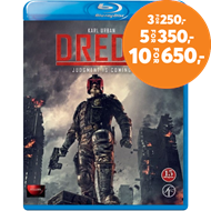 Produktbilde for Dredd (BLU-RAY)