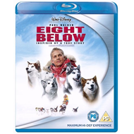 Eight Below (UK-import) (BLU-RAY)