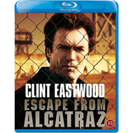 Escape From Alcatraz (BLU-RAY)
