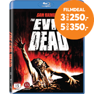 Produktbilde for The Evil Dead (BLU-RAY)
