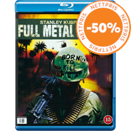 Produktbilde for Full Metal Jacket - Deluxe Edition (BLU-RAY)