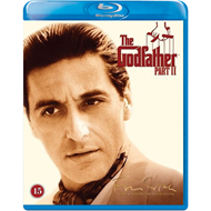 Gudfaren Del 2 - The Coppola Restoration (BLU-RAY)
