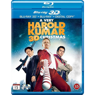 A Very Harold And Kumar Christmas (Blu-ray 3D + Blu-ray)