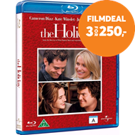 Produktbilde for The Holiday (BLU-RAY)