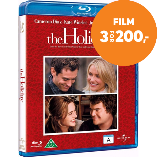 The Holiday (BLU-RAY)