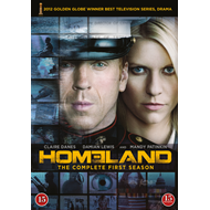 Produktbilde for Homeland - Sesong 1 (DVD)