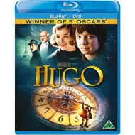 Produktbilde for Hugo (Blu-ray + DVD)
